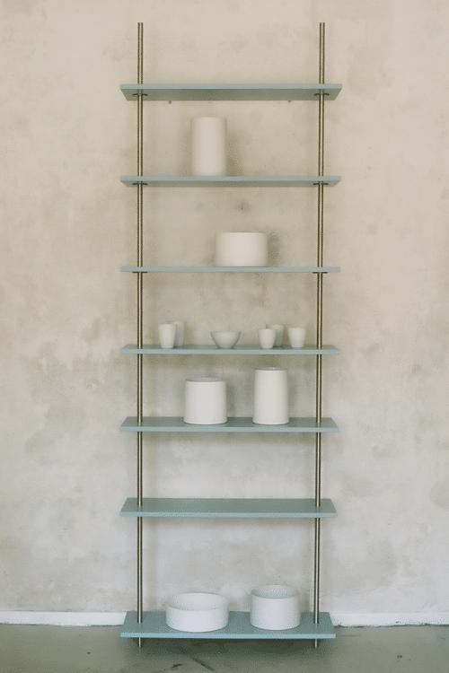 Louis Castello - Design-Regal: design regal blau louis castello